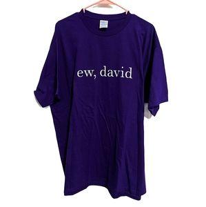 "Schitts Creek ""Ew David"" - Alexis Rose"